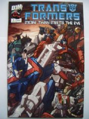 Transformers More Than Meets The Eye Guidebook #7 2003